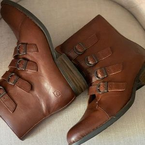 Born buckle boots